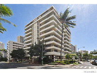 Photo of Ala Wai Mansion #201, 2029 Ala Wai Blvd, Honolulu, HI 96815