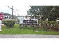 Photo of Hidden Valley Ests #16B, 2069 California Ave, Wahiawa, HI 96786